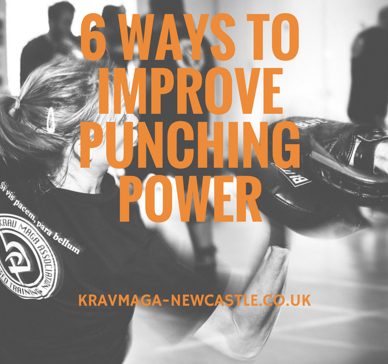 6 ways to improve punching power