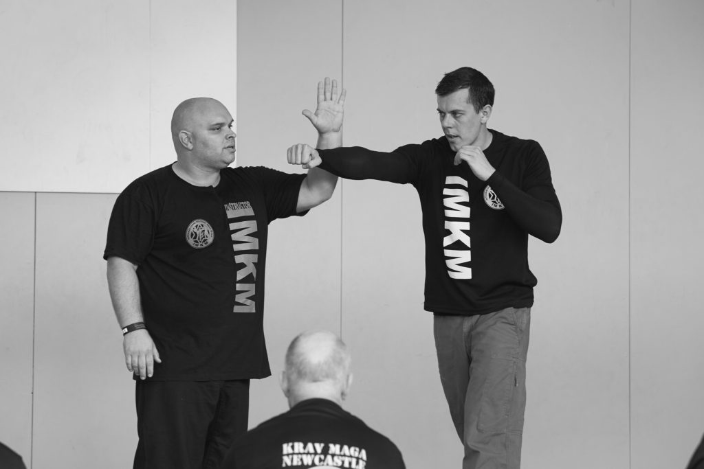 IDF Krav Maga in Newcastle