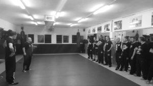 Training at IMKM HQ