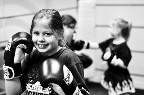 Childrens Martial Arts in Newcastle