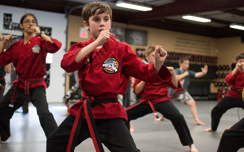 Childrens Martial Arts Newcastle