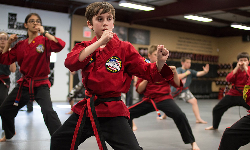 Childrens Martial Arts Newcastle