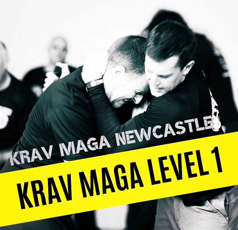 Krav Maga Newcastle Level 2