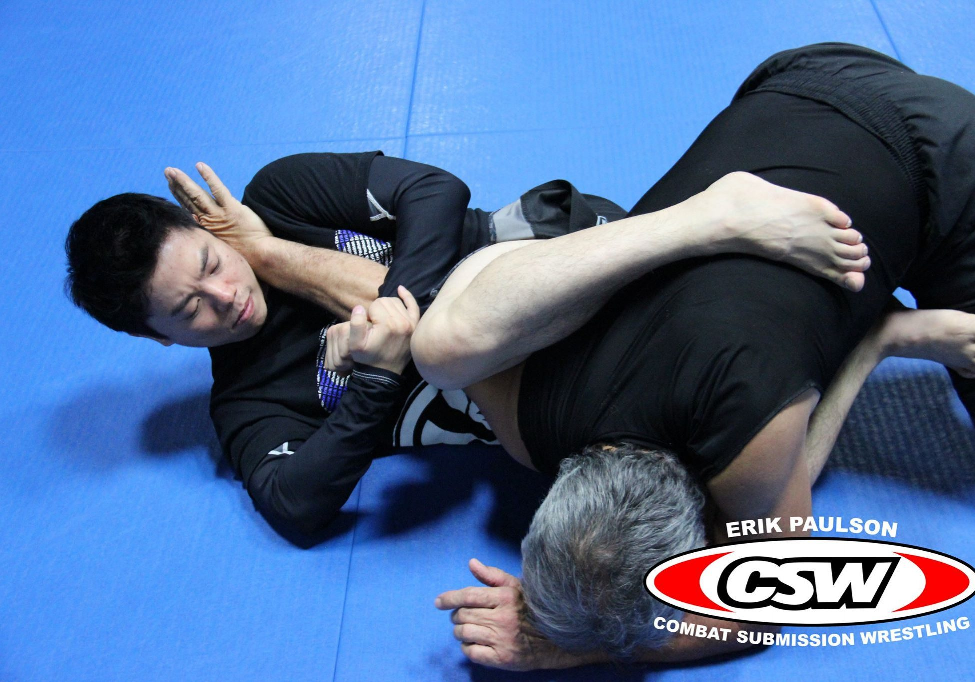 Submission Grappling Newcastle